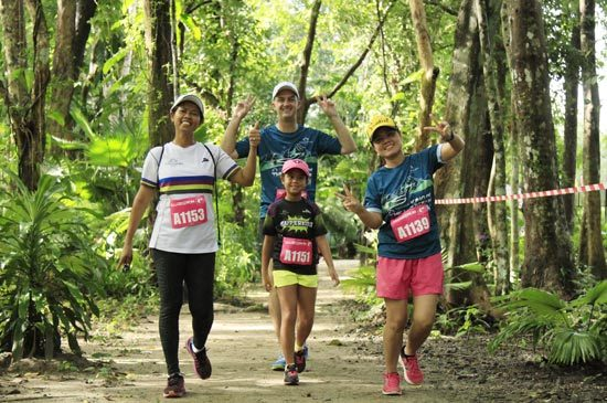 King of the Mountain Trail Run made its second successful year