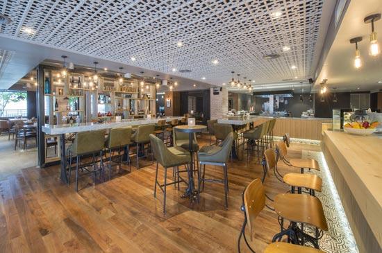Metzo's Bistro & Bar Wins Global Design Award