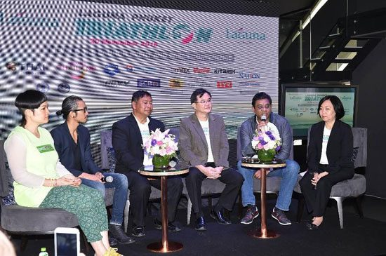 Laguna Phuket Triathlon Unveiled New Look at Bangkok Media Showcase Asia's Longest Standing Triathlon Race Continues its Focuses in Sport Tourism and Sustainability