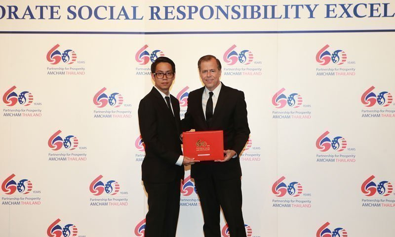 Laguna Phuket Received Triple Nod at 2016 AMCHAM CSR Excellence (ACE) Recognition
