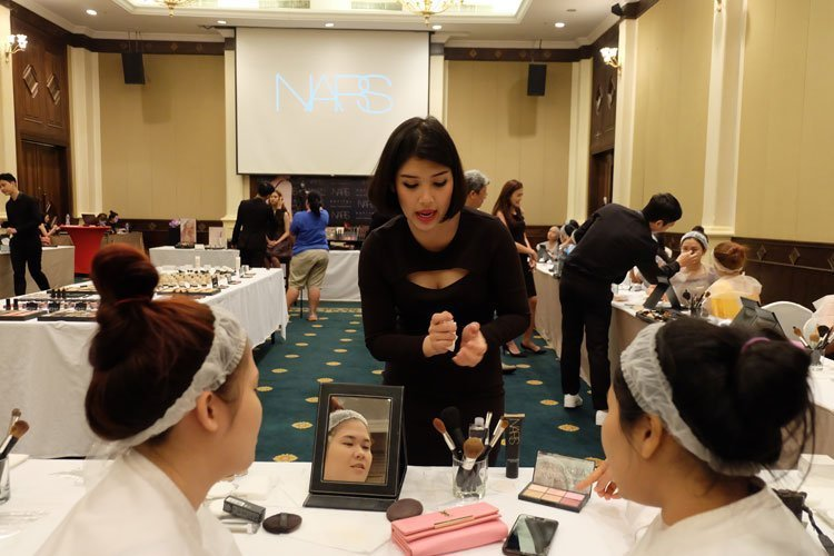 International Women's Day with NARS Cosmetics at Sofitel Krabi Phokeethra Golf & Spa Resort
