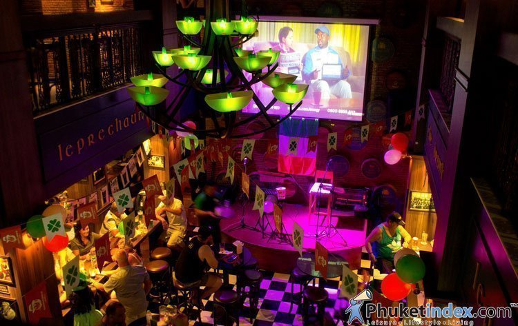 Celebrate St.Patrick's Day at The Drunken Leprechaun, Swissotel Resort Phuket Patong