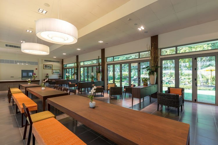 The Garden Wing at Thanyapura Health & Sports Resort – A Transformed Wellbeing Hub for the Health Enthusiast