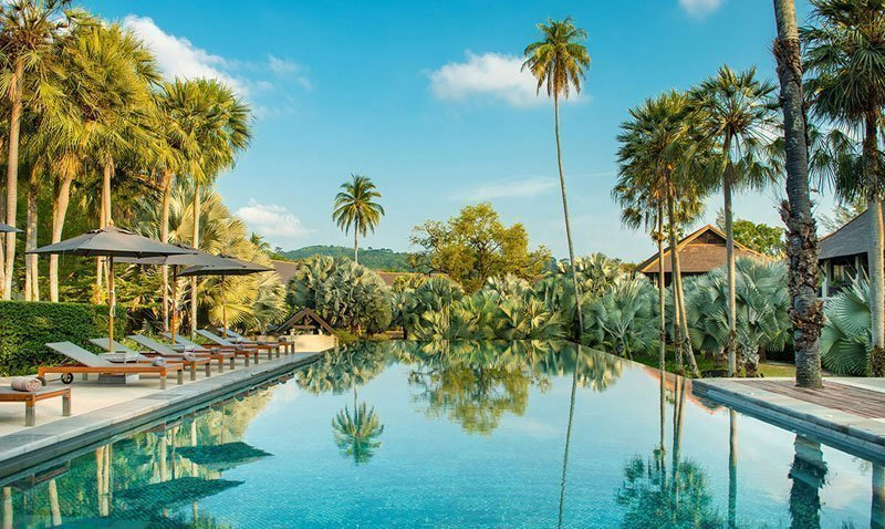 Take a dip in Blue Andaman Sea and enjoy a break away from it all in Northern Phuket