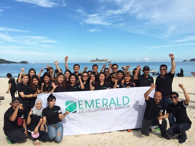 "Emerald Development Group - ""Big Cleaning Day"""