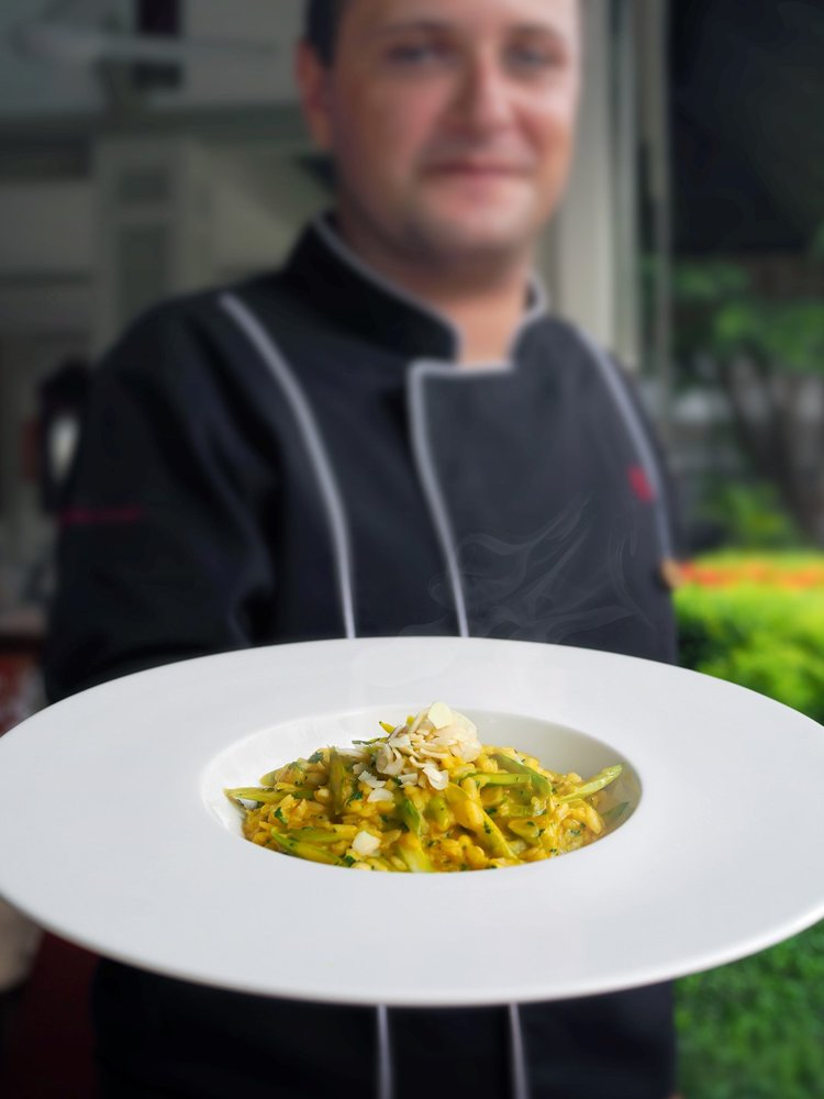 Meet Sous Chef Marco Cacia at Bodega & Grill by Angsana Laguna Phuket