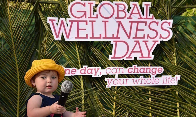 Global Wellness Day at Sofitel Krabi Phokeethra Golf & Spa Resort