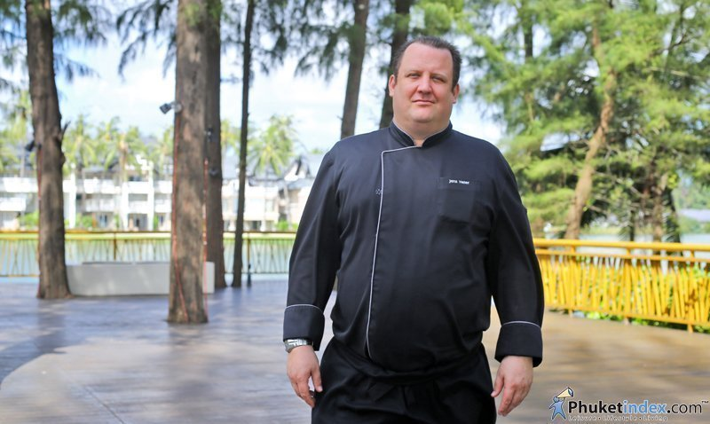 Angsana Laguna Phuket announces appointment of Executive Chef Jens Heier