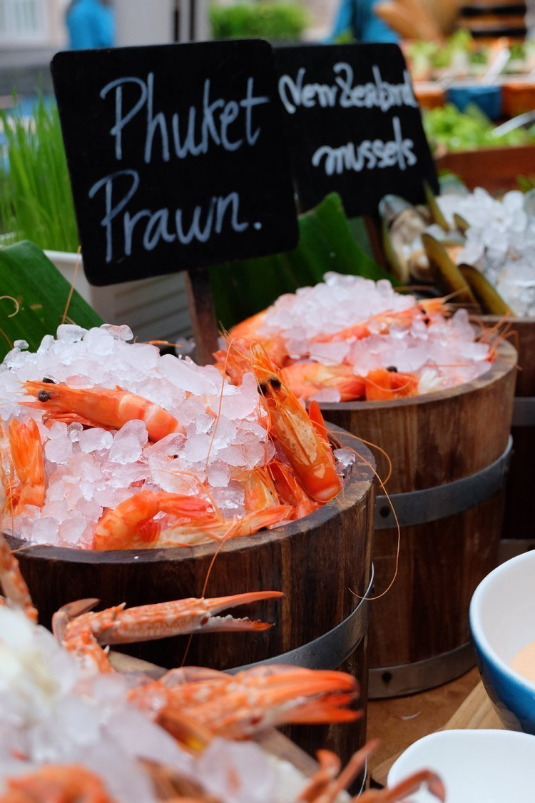 Experience Buffet Dinner in Asian Style at Grand Mercure Phuket Patong