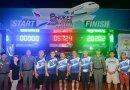 "Bangkok Airways organized the ""Bangkok Airways Phuket Marathon"""