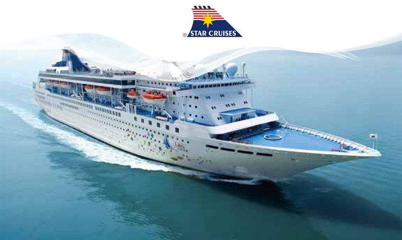 Star Cruises Announces SuperStar Libra's New Triple Homeports