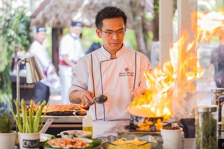XANA Beach Club re-launches Sunday Fun Brunch by the Beach