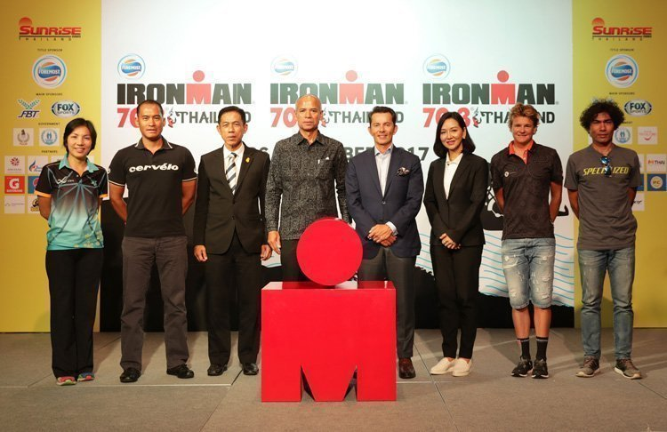 Iconic Foremost IRONMAN 70.3 Thailand triathlon returns to Phuket 1,500 athletes to compete on 26th November and up to 300 kids to compete in Foremost IRONKIDS Thailand on 25th November. New Sunrise Sprint introduced for 2017.