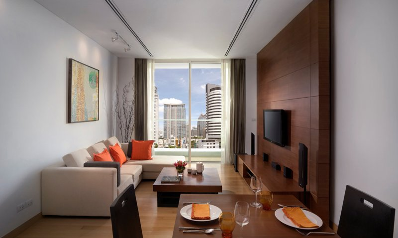 Enjoy an urban escape with home-like comforts at Shama Sukhumvit Bangkok