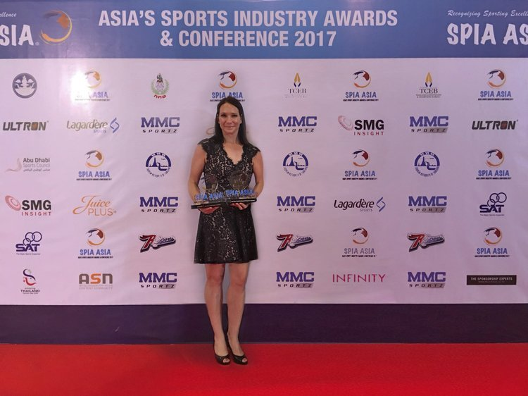Thanyapura Health & Sports Resort awarded 2 SPIA Asia Awards 2017