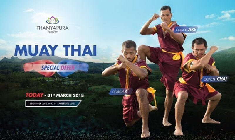 Muay Thai Special Prices – Thanyapura Phuket