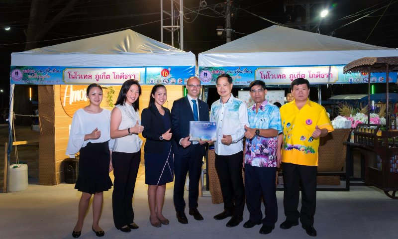 Novotel Phuket Phokeethra Joins 10th Phuket Local Food Festival