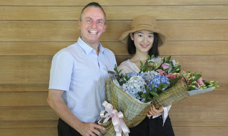 Amari Phuket welcomes Chinese superstar