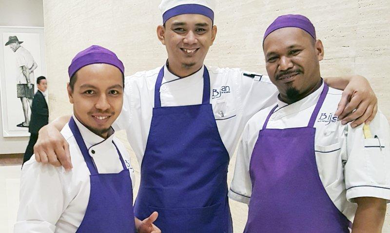 "JW Marriott Phuket Brings Malaysian Dishes to Ginja Taste's Table ""A Taste of Malaysia"""