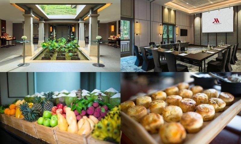 Stylish Group Retreats on Phuket's Pure Shores – Phuket Marriott Resort and Spa, Nai Yang Beach