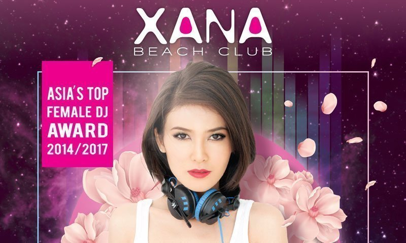 XANA Beach Club presents 'XANA Beach Party with CELESTE SIAM'