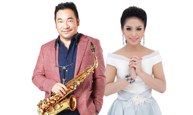 Additional Musical Acts by Koh Mr.Saxman and Pui Duangpon to Jazz up the Night