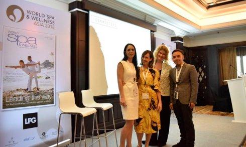 World Spa & Wellness Asia 2018 Convention Takes Place @ JW Marriott Phuket Resort & Spa