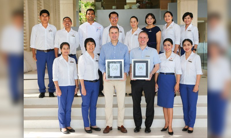 Amari Phuket wins two traveller's choice awards