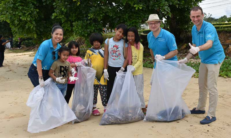 Sofitel Krabi organises Planet21, eco-friendly programme for local community