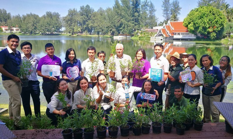 Angsana Laguna Phuket in World's Environment Day