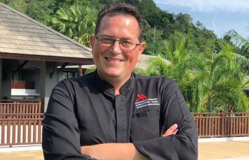 Bastian Ballweg appointed Executive Chef at Phuket Marriott Resort and Spa, Nai Yang beach