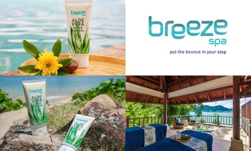 Amari Phuket launches Breeze Spa After Sun Package