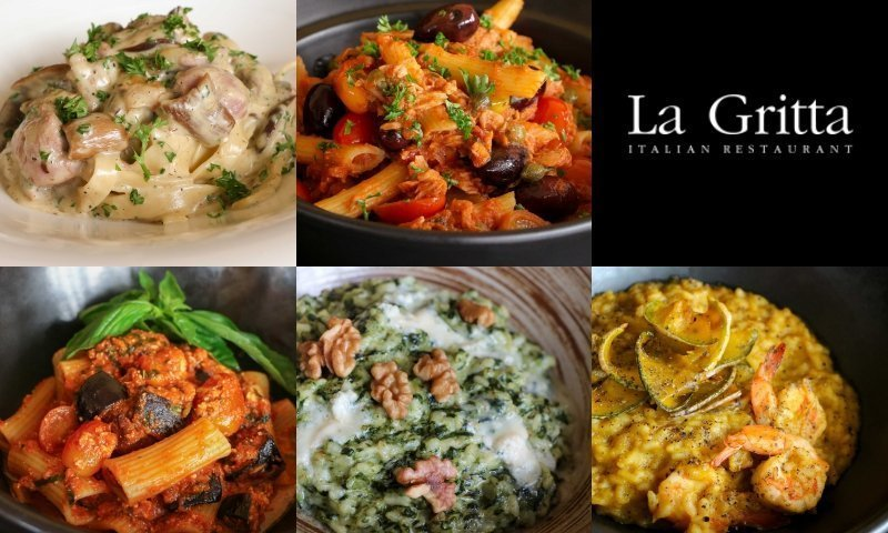 Savour La Gritta's October promotion with Italy's north to south delicacy