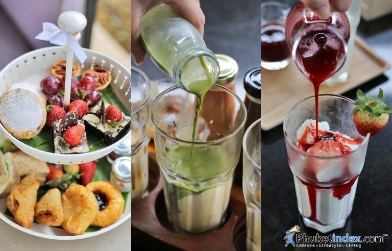 Special menus - Phuket Marriott Resort and Spa, Nai Yang Beach