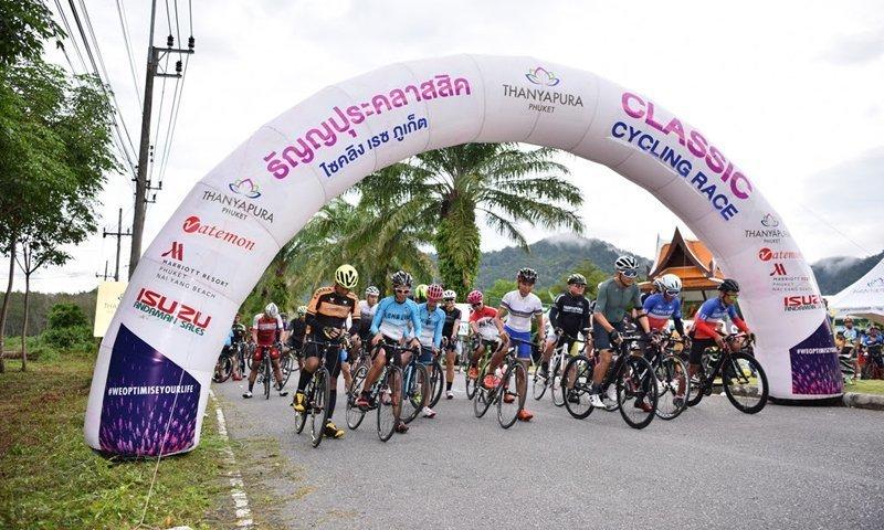 Thanyapura Hosts Phuket's Biggest Cycling Event
