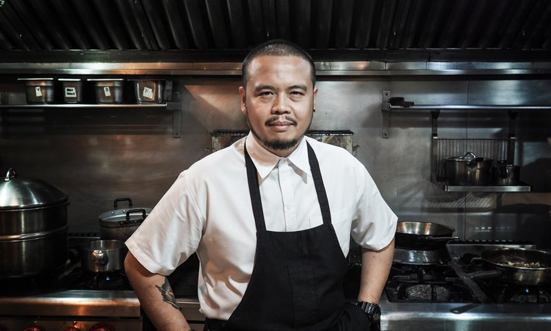 Banyan Tree Phuket Welcomes Michelin-Plate Chef from 80/20 at Saffron Restaurant