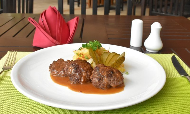 Promotion: Taste of Hungarian Beef goulash, Deevana Patong Resort & Spa