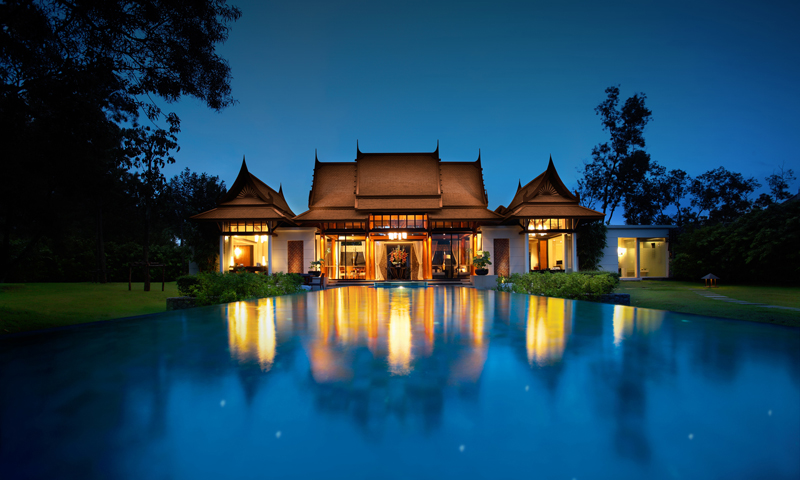 Banyan Tree Phuket wins Asia's best luxury resort award
