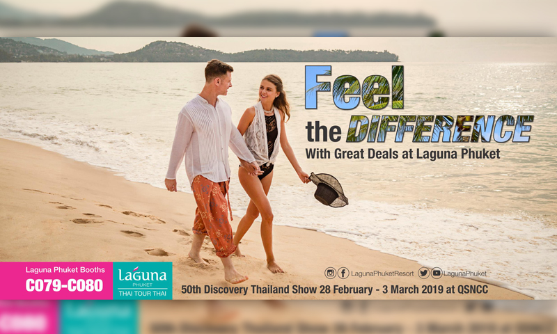 50th Discovery Thailand Show features Summer Specials at Laguna Phuket