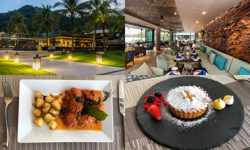 Phuket Marriott Resort and Spa, Nai Yang Beach creates exciting new food stories