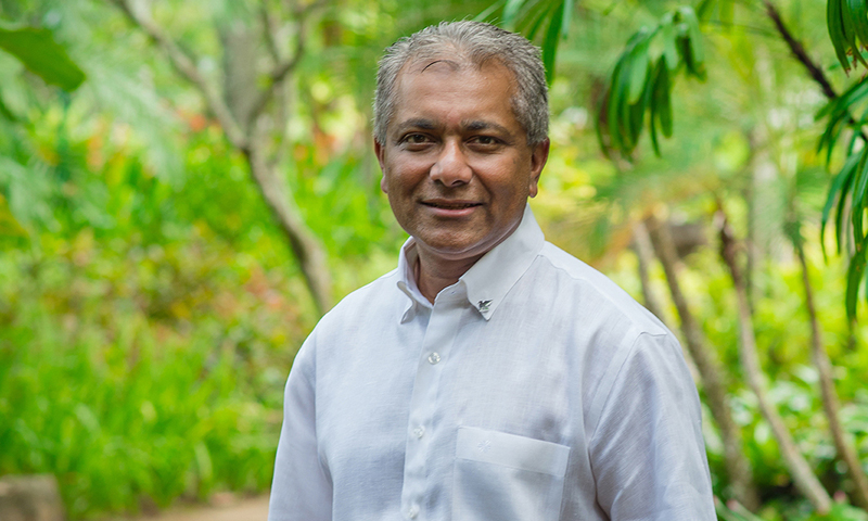 JW Marriott Phuket Resort & Spa Announces The Appointment of New General Manager George Varughese