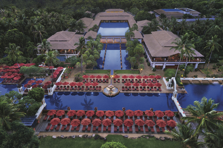 JW Marriott Phuket Resort & Spa earns 2019 Triadvisor Certificate of excellence and hall of fame 2015 - 2019