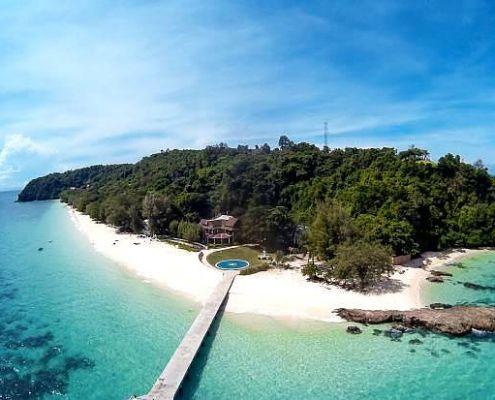Приватный остров Майтон