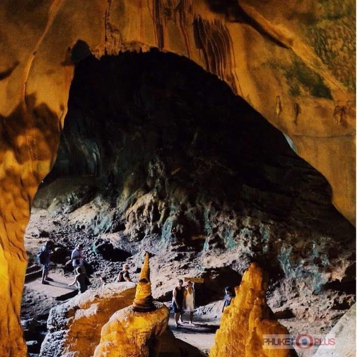 экскурсия по пещерам с Пхукета