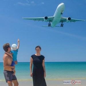 экскурсия на пляж с самолетами