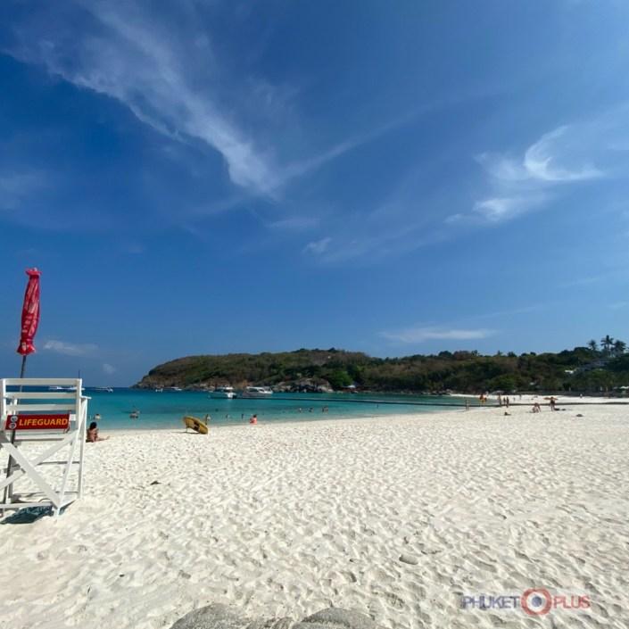 пляж Сиам Бэй на острове Рача экскурсия с русским гидом