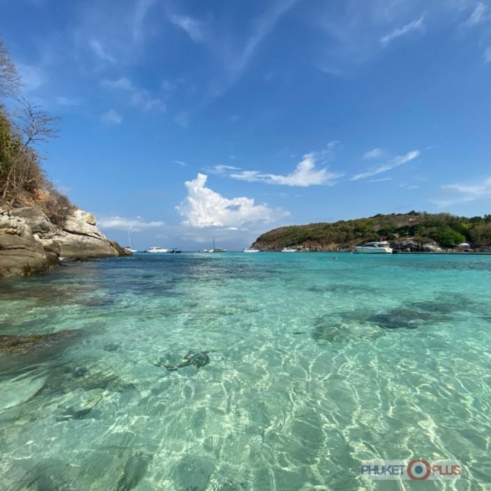 очень красивый остров недалеко от Пхукета