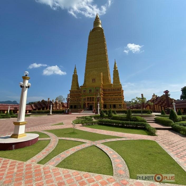 главное здание храма Банг Тонг
