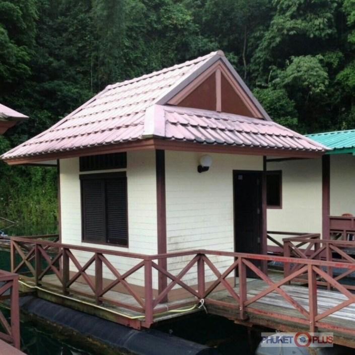 бюджетный отель на озере чео лан