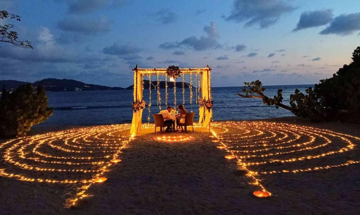 romantic tips, romantic dining